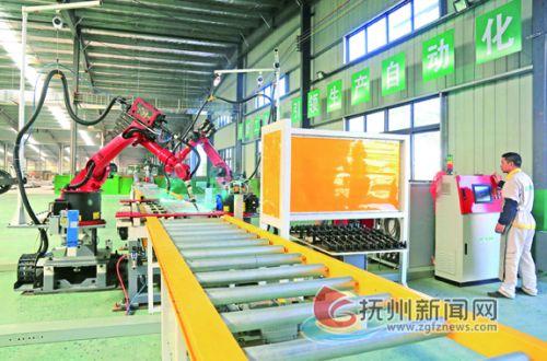 江西志特现代建筑科技有限公司全智能自动化生产线 拷贝