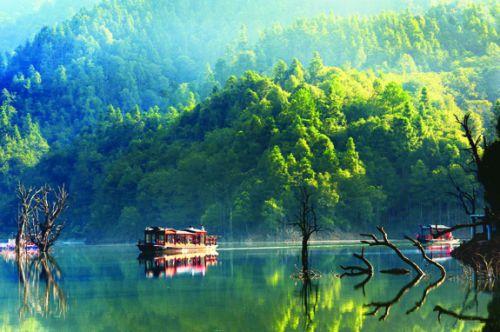 九龙湖景区1