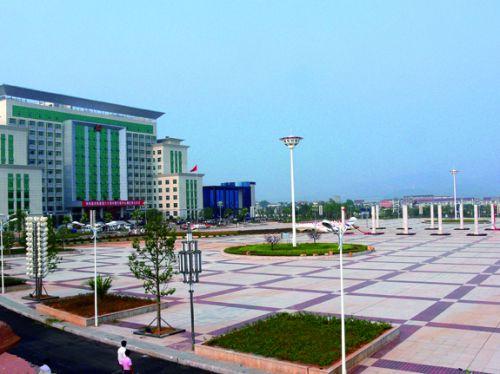 行政广场-