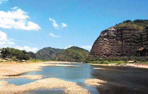 于2004年7月被国家水利部批准为国家级水利风景区