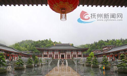 抚州曹山风景区