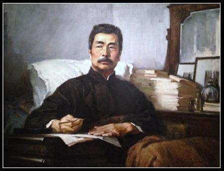 鲁迅生平_鲁迅的生平简介-