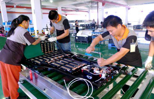 江西迪比科股份有限公司新投产汽车动力电池生产线P1440324ak-