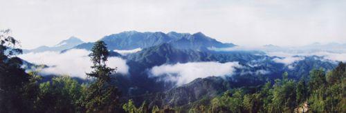 华南虎保护区