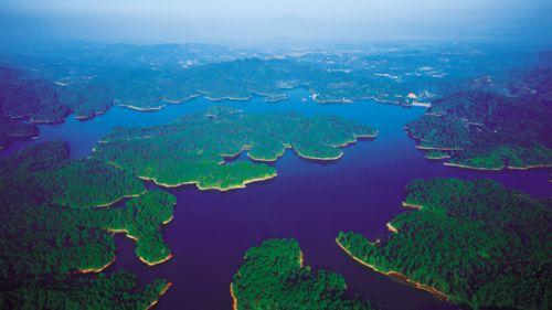 潭湖生态养生岛