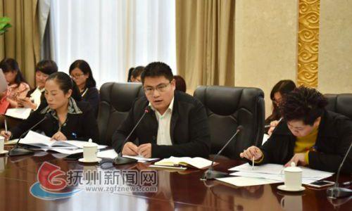 市政协委员邓子鹏:为全面建成小康新抚州尽绵薄之力