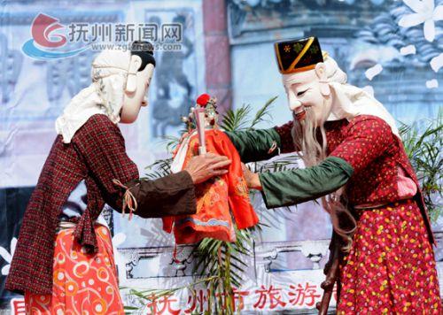 南丰傩舞-