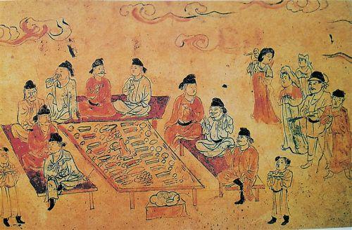 古代升学宴