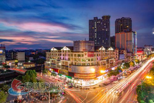 城市夜景(陈永平摄) 拷贝