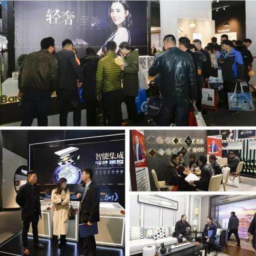 2018上海建博会圆满落幕,巴迪斯精工顶墙满载而归