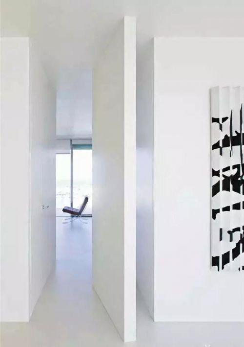 这些出人意料的家庭隐形门设计,你值得一看!