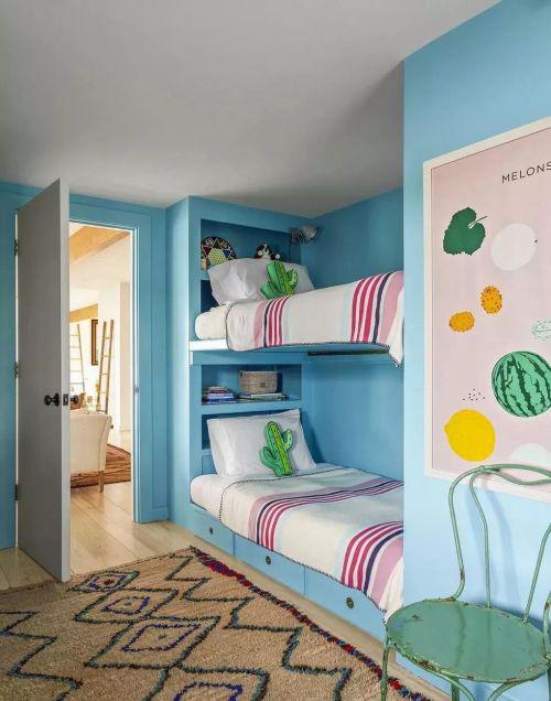 如果你家儿童房能这样装,保证孩子考试都考前三!