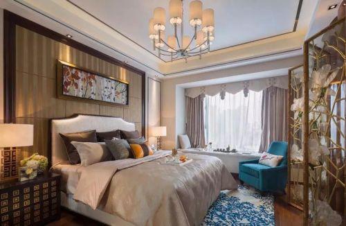 卧室窗帘这样搭配,让你晚上睡得香甜!
