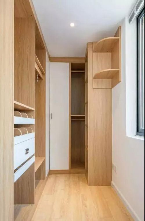 小空间也能分分钟多出一个衣帽间,太实用了!