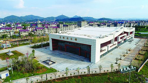 东乡游泳馆