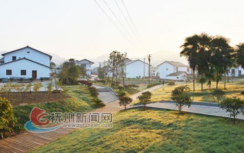 """撫州市""""十大最美鄉村""""白槎村"""