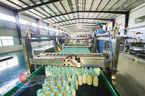 江西致純食品股份有限公司生產車間