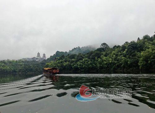 資溪九龍湖-