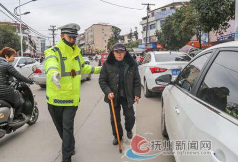 广昌:确保交通有序畅通