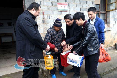 南丰爱心企业弘扬乐善好施的中华传统美德
