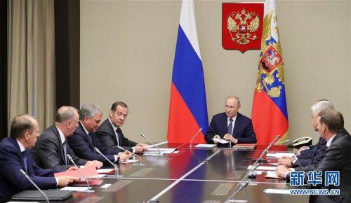 (国际)(2)俄将采取措施抵御美国退出《中导条约》带来的威胁