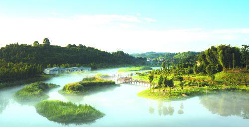 4、乐安县湿地公园——李华东摄