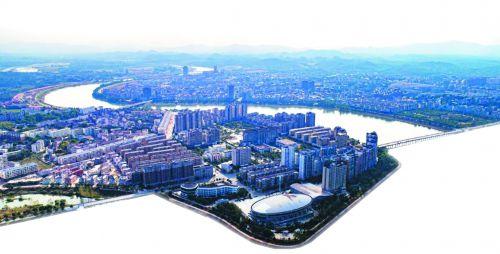 广昌县一河两岸新城景——曾恒贵1