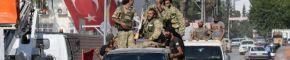 土耳其表示目前在叙北部地区无需进行新行动