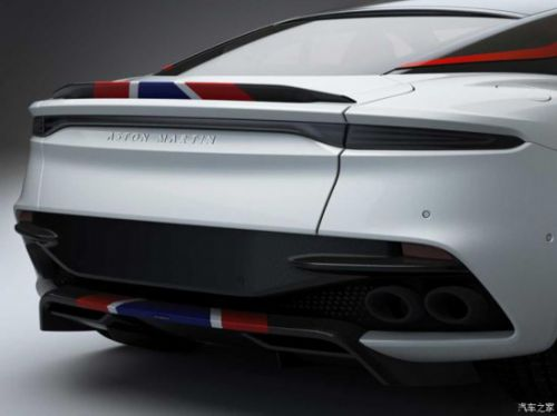 阿斯顿·马丁 阿斯顿·马丁DBS 2020款 DBS Superleggera Concorde Edition
