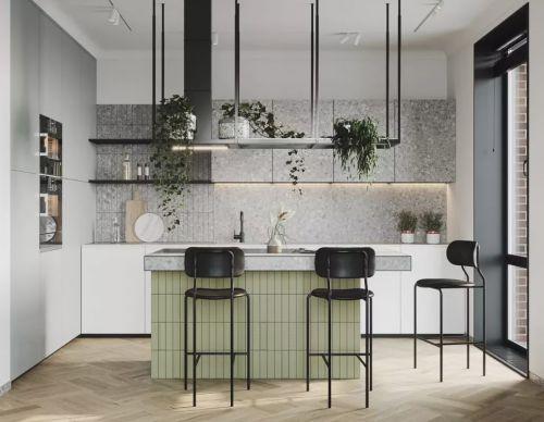 厨房设计的5大雷区 快看看你自己中了哪几条?