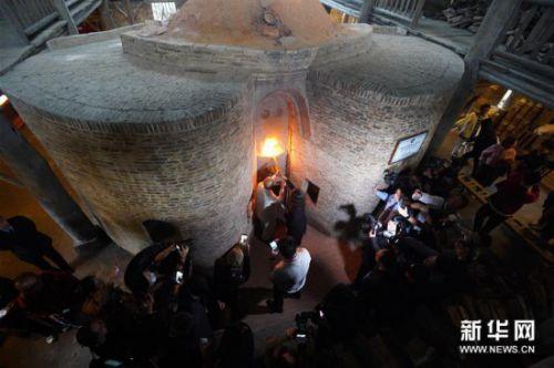 (文化)(1)景德镇:明代葫芦窑复烧